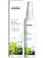 Air Pur Spray Ambiant Assainissant Menthe-citron Spray/200ml à PÉLISSANNE