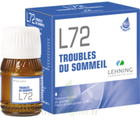 Lehning L72 Solution Buvable En Gouttes 1fl/30ml à PÉLISSANNE